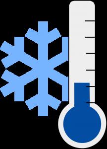 temperatura baja para la vid