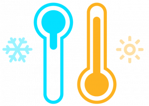 temperatura media para la vid