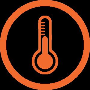Temperatura alta para la vid